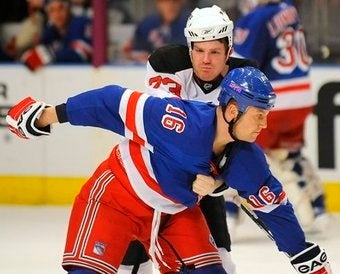 A Night At The Garden With Sean Avery And Friends