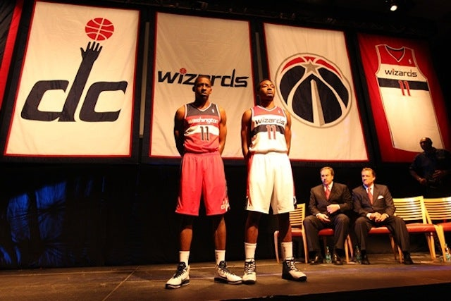Washington Wizards Have Brand New Jerseys, Hopefully A Brand New Game
