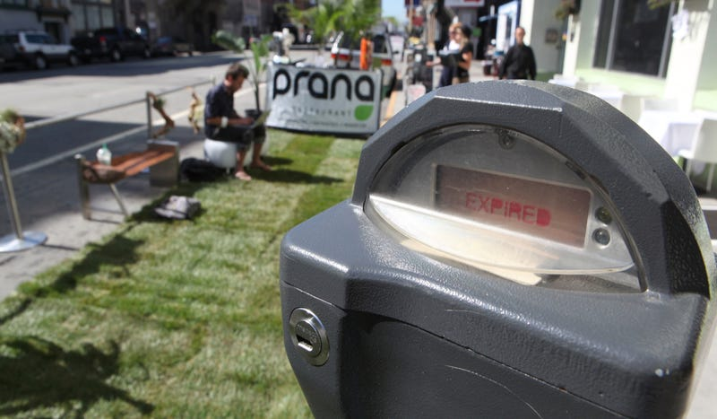 Smart Parking Meters Will End Free Rides And Fun