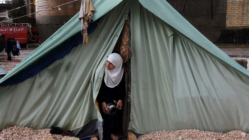 Rape Has Become a 'Significant and Disturbing Feature' of Syria's Civil War