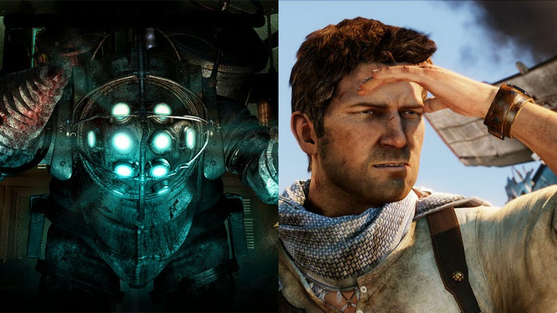Uncharted, BioShock Stars Punch Their Way Into Sony's PlayStation Fighter