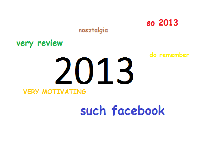 Itt az év vége, a Facebook összefoglalja mi történt veled