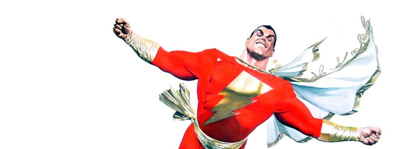 Captain Marvel To Get Smart At Warners