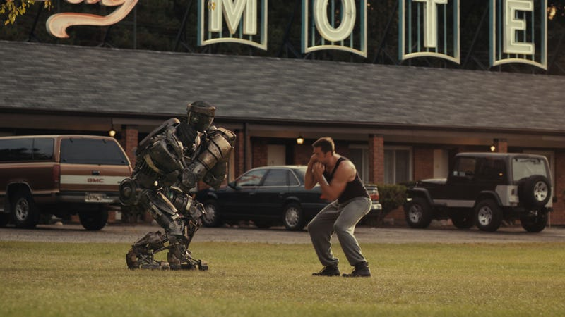 The makers of Real Steel explain why robot boxing really is the future!