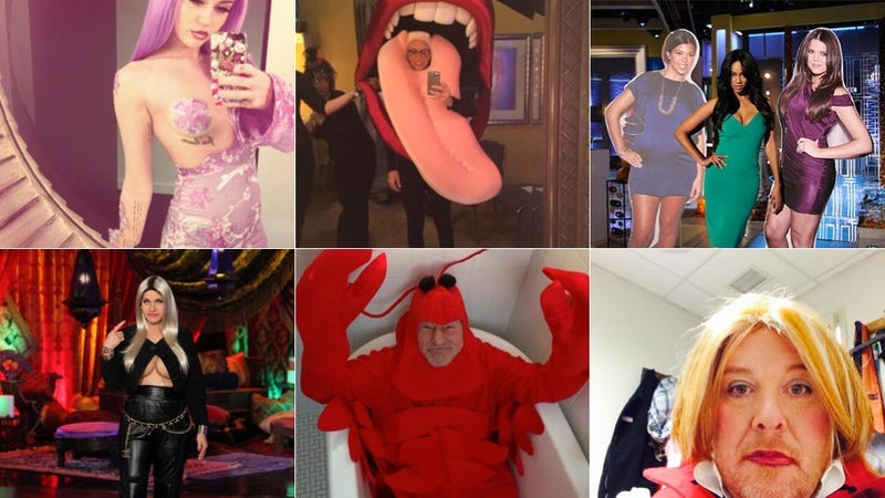 It's That Time of Year When Celebrities Dress Up As Other Celebrities