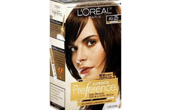 Woman Near Death After Using L'Oreal Preference Hair Dye