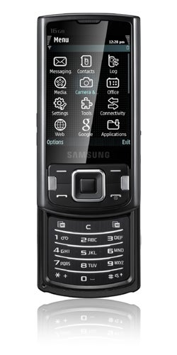 Samsung INNOV8: 8MP Cameraphone With a Digital Photo Frame Mode