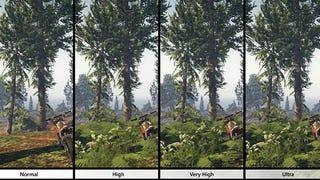 Los ajustes gráficos de <i>GTA V</i> en PC, comparados
