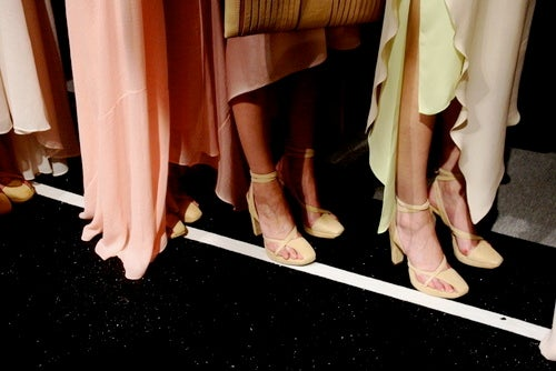 Fashion Week: The Best Of Backstage