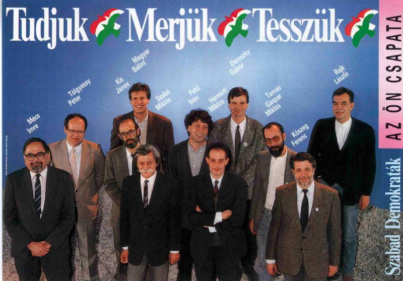 Kacagjunk együtt 24 év legviccesebb választási szórólapjain!