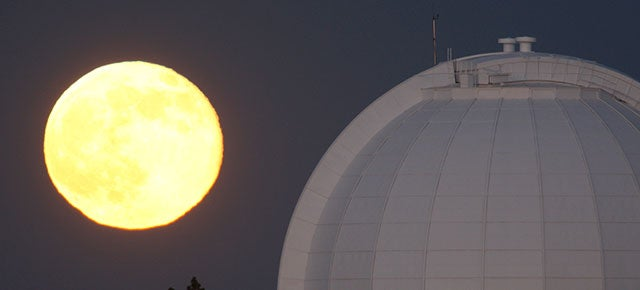 Tonight's Supermoon Will Be the Largest Moon of 2014