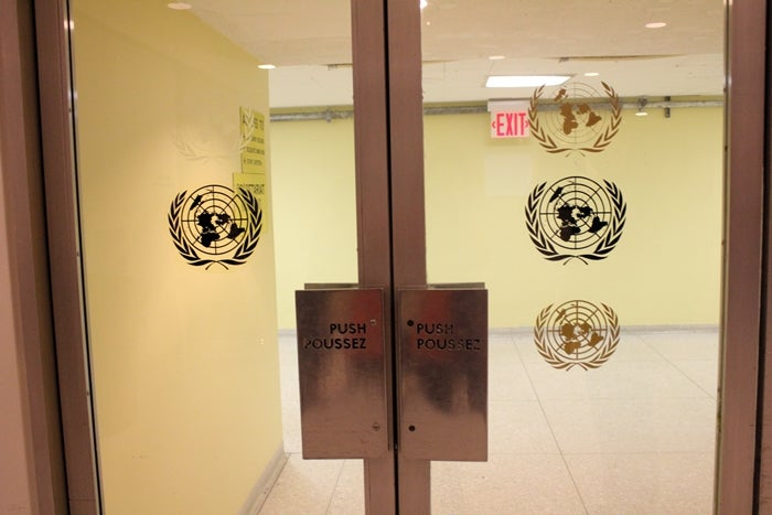 The Best Restaurant in New York Is The United Nations Dining Room