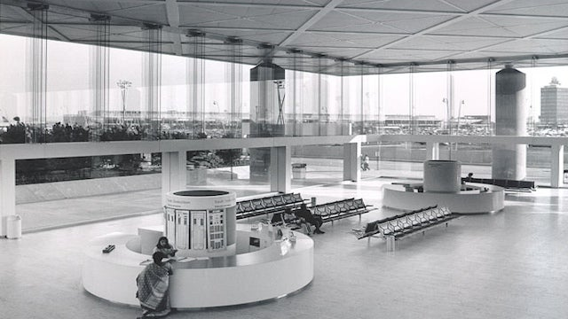 JFK Airport's Terminal 6: The Sad Demise of a Modern Design Marvel