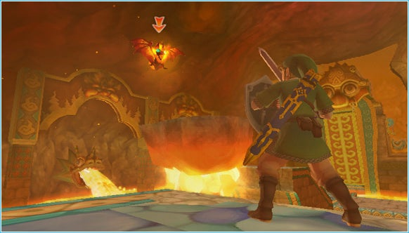 Zelda: Skyward Sword Is Looking A Little Different