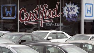 Honda And GM Scrutinize Dealers Selling Certified Pre-Owned Vehicles