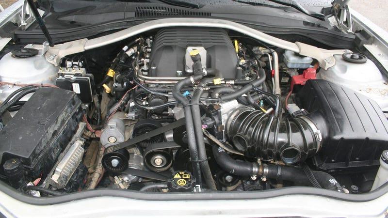 2012 Camaro ZL1 Prototype Gallery