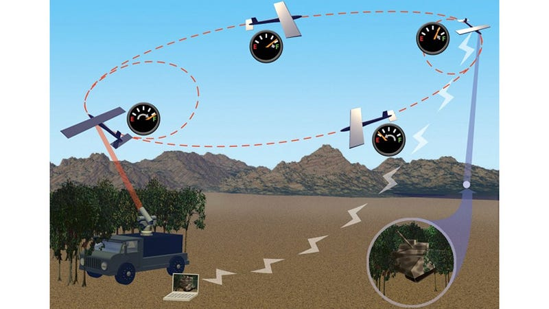 Laser-Fueled Drones May Never Have to Land
