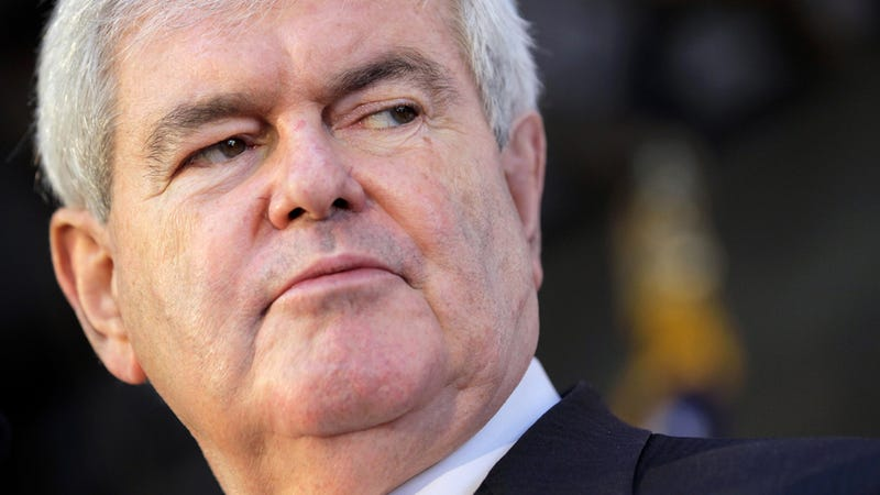 Newt Gingrich Loved America So Much that he Needed an Open Marriage
