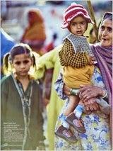 Vogue's Impoverished High-Fashion Models