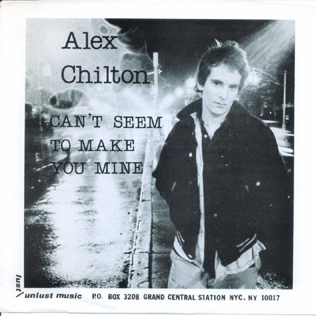 A Couple Alex Chilton Songs