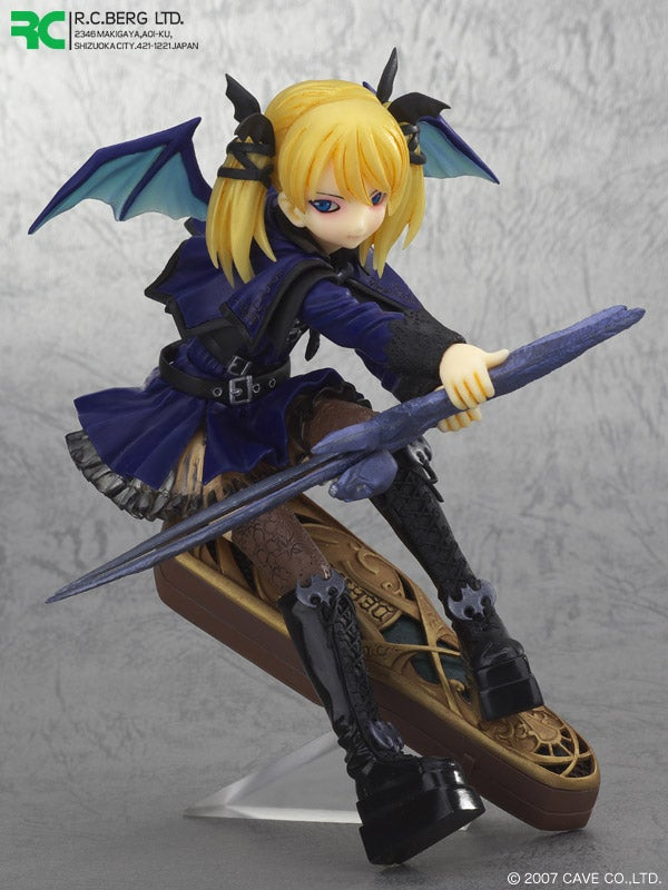 Let This Gothic Lolita Shoot Up Your Shelves