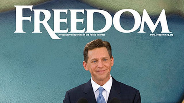 Scientology's In-Flight Magazine Seeks 'Investigative Reporter'