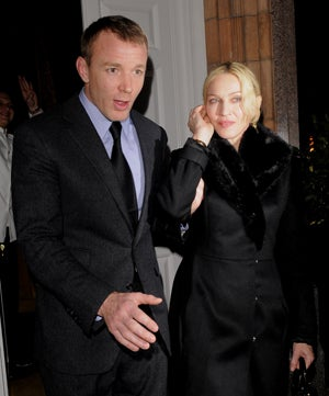 Madonna & Guy: Staying Married After All?