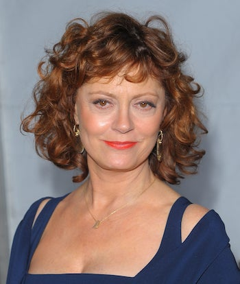 Did Susan Sarandon Dump Tim Robbins for a Ping Pong Entrepreneur?