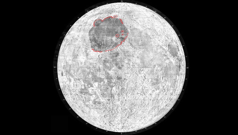 Mysterious Moon Scars Could Rewrite Earth's History