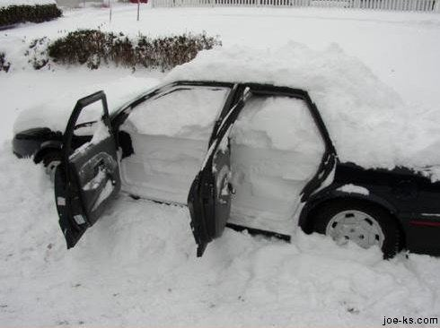 Shoveling Snow PSA
