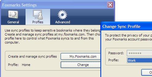 Foxmarks Gets Selective Bookmark Syncing