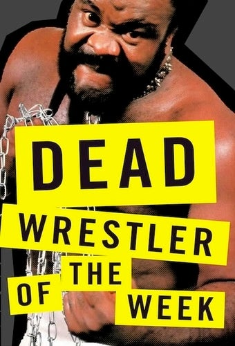Dead Wrestler Of The Week: Junkyard Dog