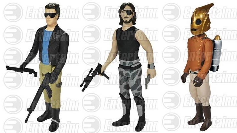 The massive new Re:Action toyline revealed, now with pics!