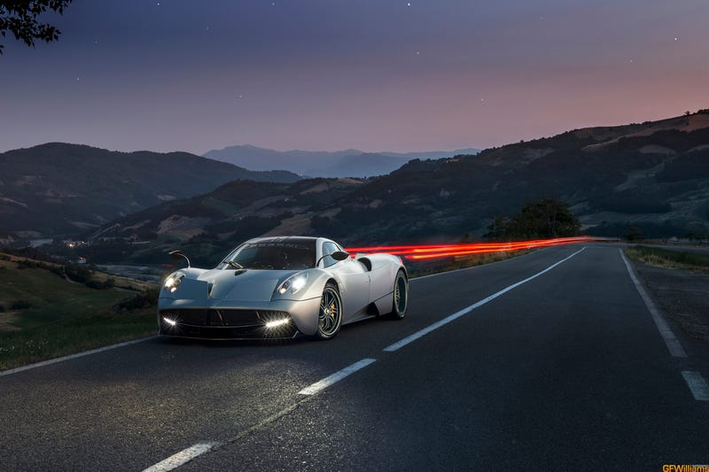 Pagani Huayra: Pure Car Porn