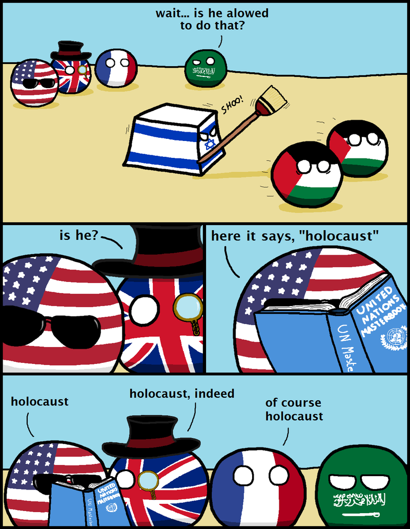 Daily Polandball: Excuses.
