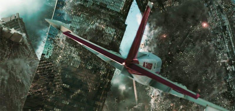 2012 Movie Trailer Promises Stunt Flying And Bentleys Jumping