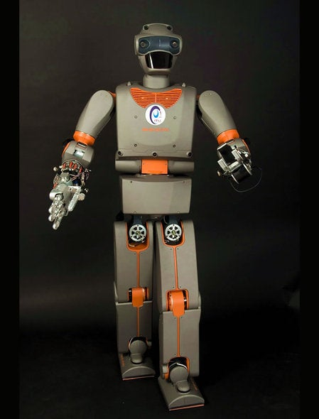 REEM B Humanoid Service Robot May Give ASIMO A Run (Ok, Stroll) For Its Money