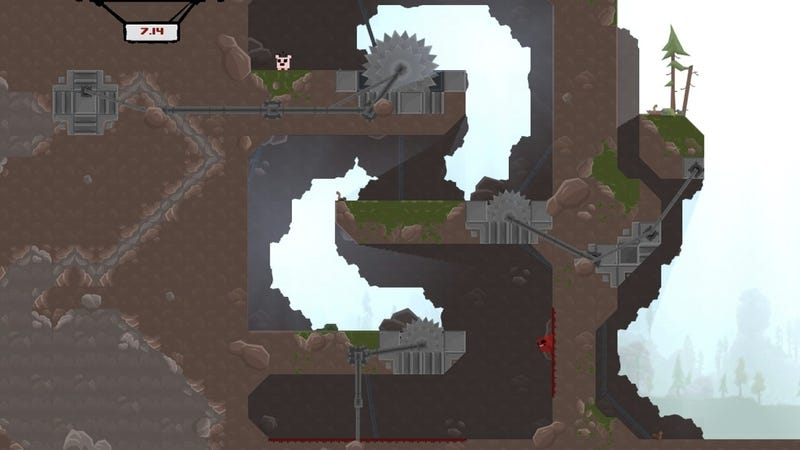 Review: Super Meat Boy