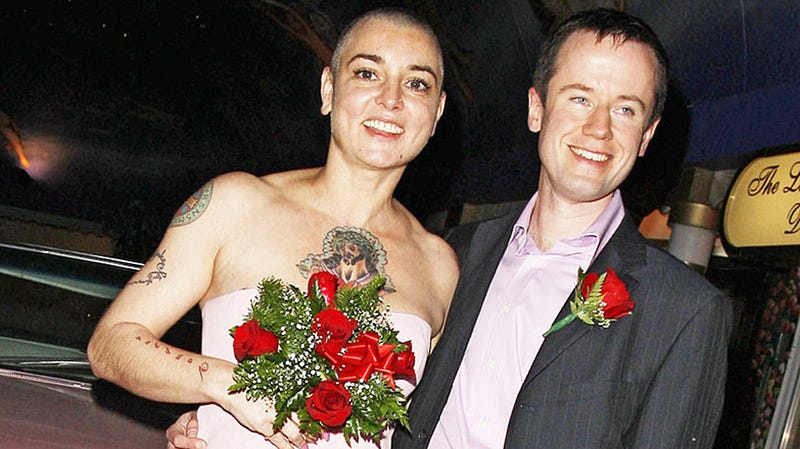 Sinead O'Connor's Marriage Fell Apart 'Within Three Hours of the Ceremony'