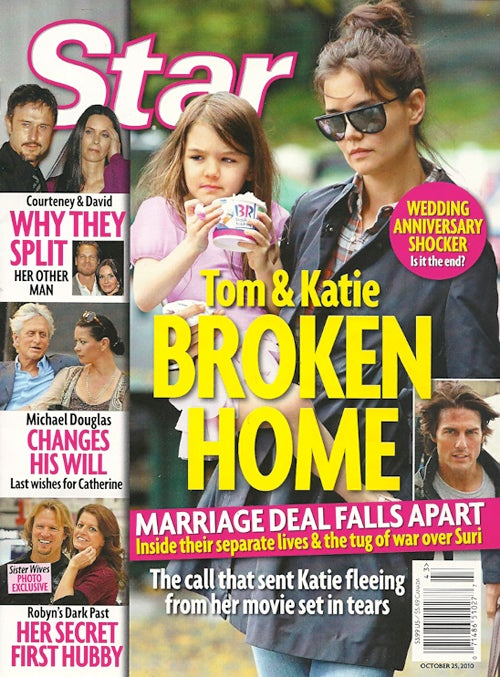 This Week In Tabloids: The Jolie-Pitt Kids Swear, Drink & Drive