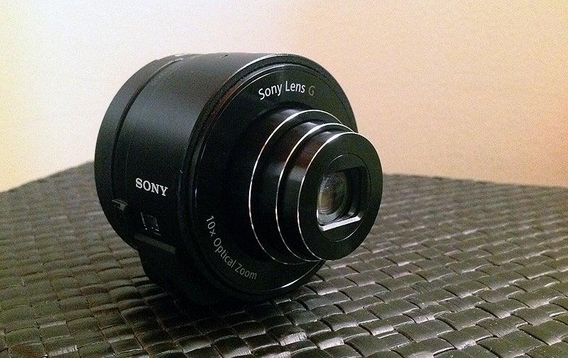 Sony QX10, análisis: un juguete genial que necesita pulir su conexión
