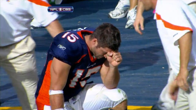 Tim Tebow Is The Football Establishment's Worst Nightmare
