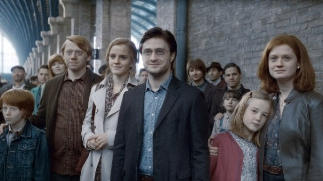 J.K. Rowling Posts New Story Featuring a 34-Year-Old Harry Potter