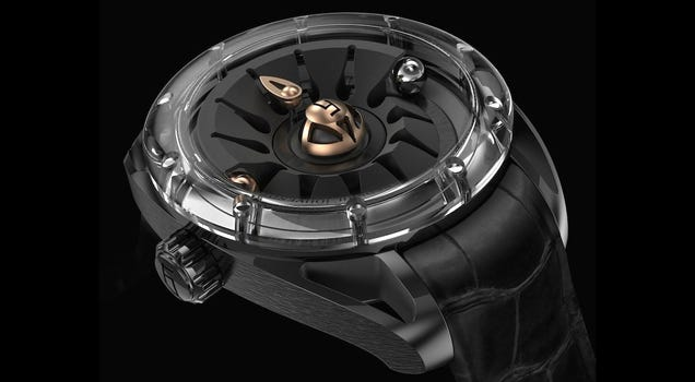 This Watch Puts a Celestial Dance Between the Sun and Moon On Your Wrist