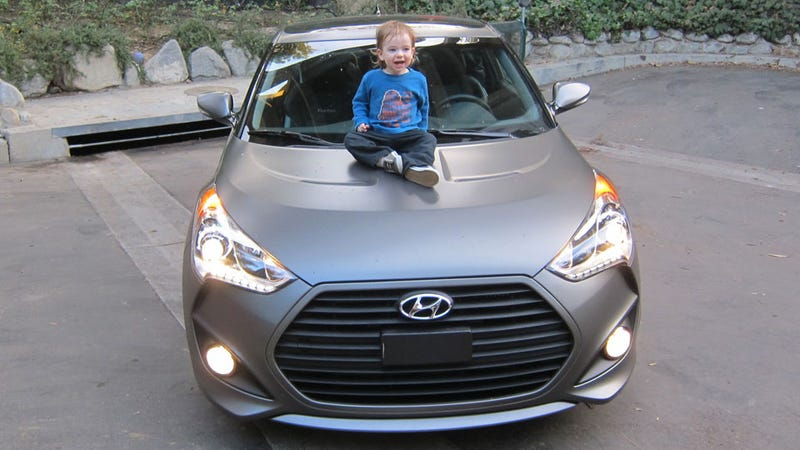 2013 Hyundai Veloster Turbo: Will It Baby?