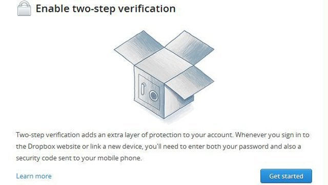 Dropbox Adds Two-Step Verification for Enhanced Security, And You Should Turn It On Now