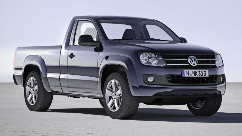 Can VW's Labor Union Head Make A US Pickup Happen By 2016?