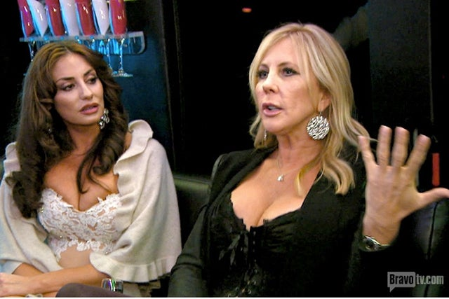 Real Housewives of OC Talk Lesbian Honeymoons, Anal Preferences