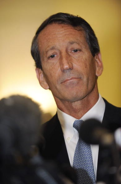 Mark Sanford Just Doesn't Care Anymore