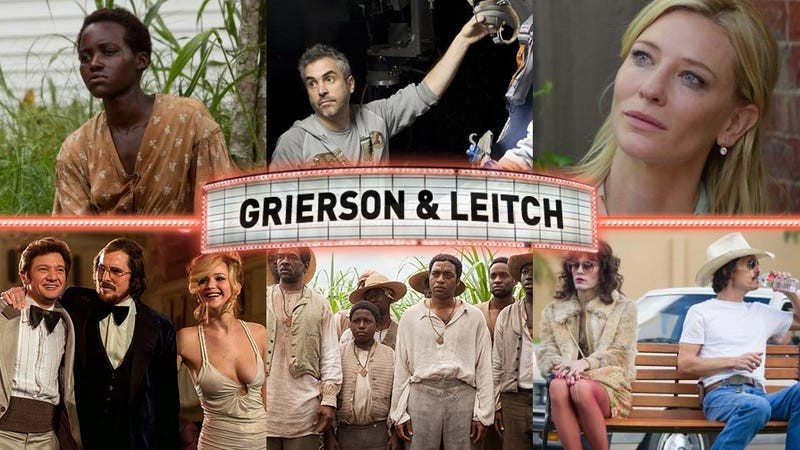 Grierson & Leitch Predict The Oscar Categories You Actually Care About